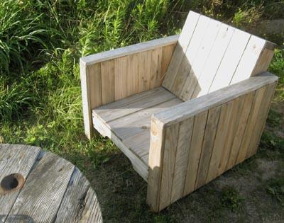 Récup & Recyclage - Esprit Cabane