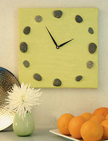 decoration idees deco horloge