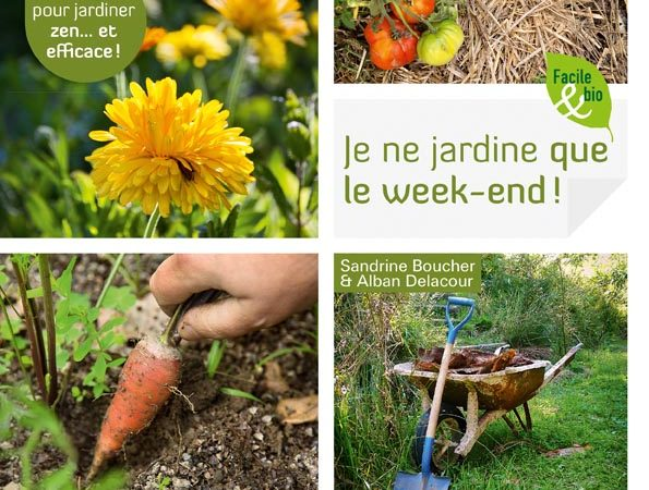 Livre : Je ne jardine que le week-end