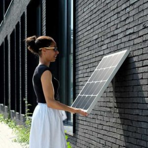 Maison durable : Beem, un kit solaire <br>à installer soi-même