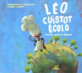 Léo cuistot ecolo