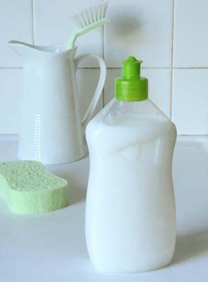 Recette : Liquide vaisselle