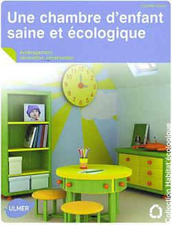Une chambre d'enfant saine et écologique