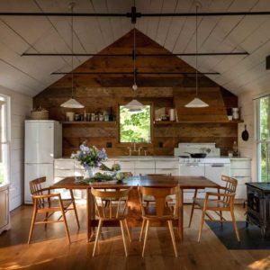 Inspiration : une (toute) petite maison<br> américaine au style rétro
