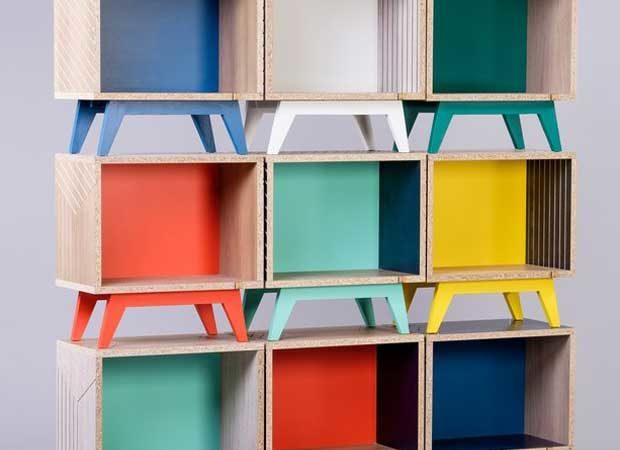Mobilier design : la piste des matériaux recyclés