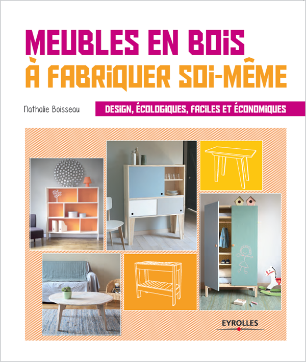 livre meubles en bois fabriquer soi m me esprit. Black Bedroom Furniture Sets. Home Design Ideas