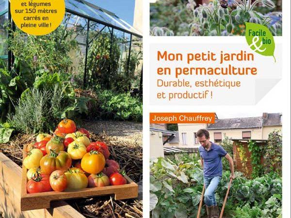 Livre : Mon petit jardin en permaculture