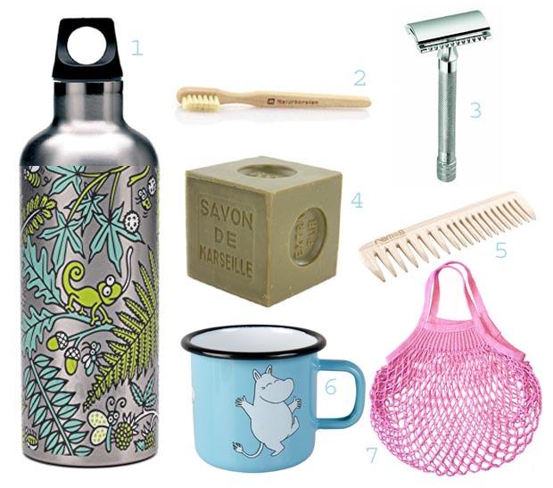 7 objets pour r duire ses d chets esprit cabane idees creatives et ecologiques. Black Bedroom Furniture Sets. Home Design Ideas