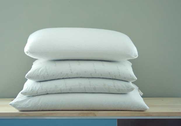 Literie : Découvrir les oreillers naturels