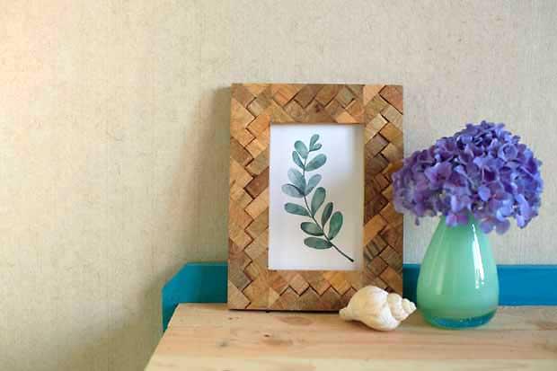 Innovation : un papier peint à base de lin Normand