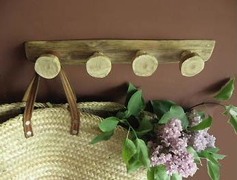 cr er des objets d coratifs esprit cabane. Black Bedroom Furniture Sets. Home Design Ideas