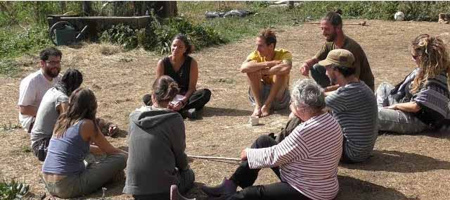 Découverte : La permaculture humaine