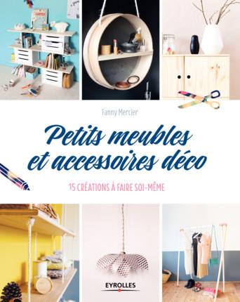 Livre : Petits meubles et accessoires déco