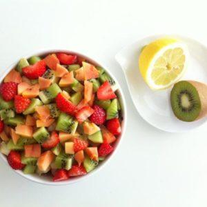 Petit déjeuner : Découvrir le miam ô fruits