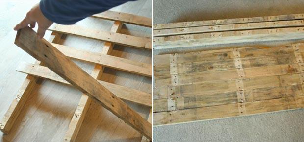 Bricolage : Démonter des palettes facilement