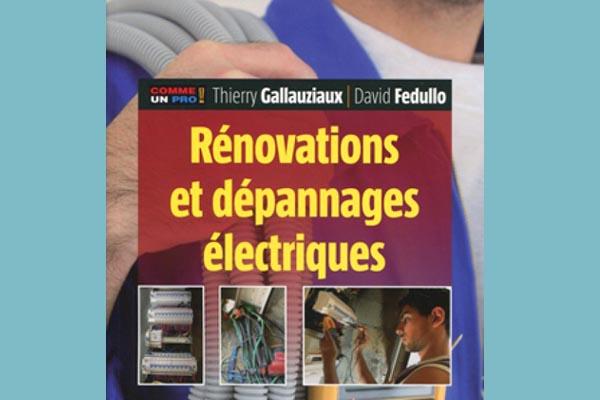 renovations et depannages electriques