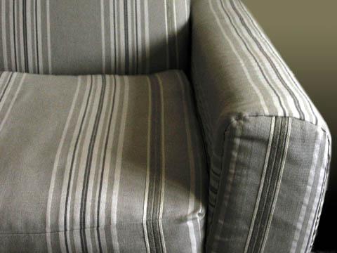 Restaurer un canapé
