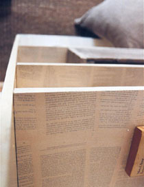 biblioth que folio esprit cabane idees creatives et ecologiques. Black Bedroom Furniture Sets. Home Design Ideas