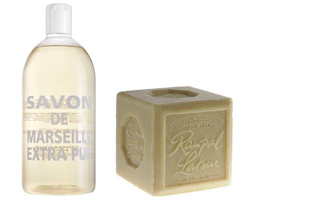 21 façons d'utiliser le savon de Marseille