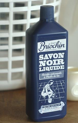 savon noir huile de lin briochin