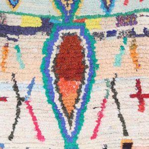 Déco durable : Les tapis Boucherouite & Azilal