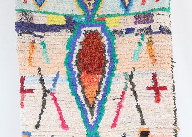 Déco durable : Les tapis Boucharouite & Azilal