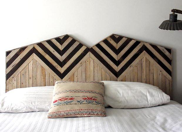 Meubles en bois recyclé par Ariele Alasko