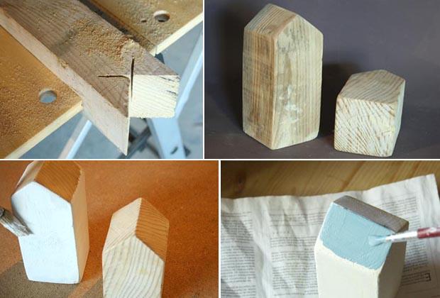maisons d coratives en bois esprit cabane idees creatives et ecologiques. Black Bedroom Furniture Sets. Home Design Ideas