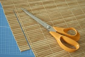 decouper bambou