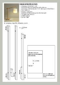 fabriquer lampe