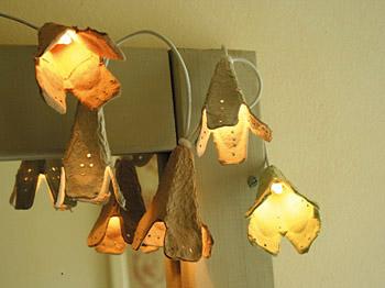 guirlande LED détail