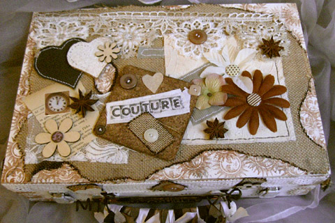 Scrap r cup esprit cabane idees creatives et ecologiques for Boite a couture a decorer