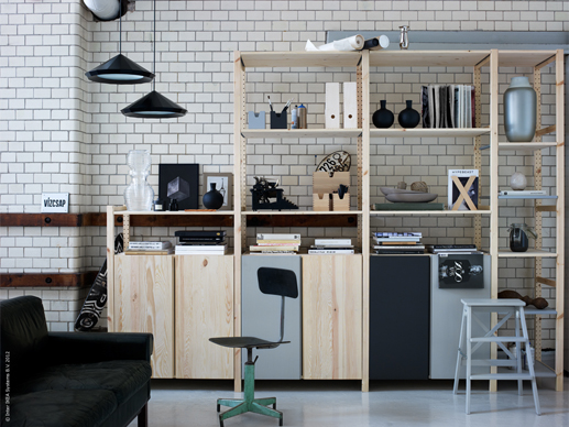 collection ivar ikea