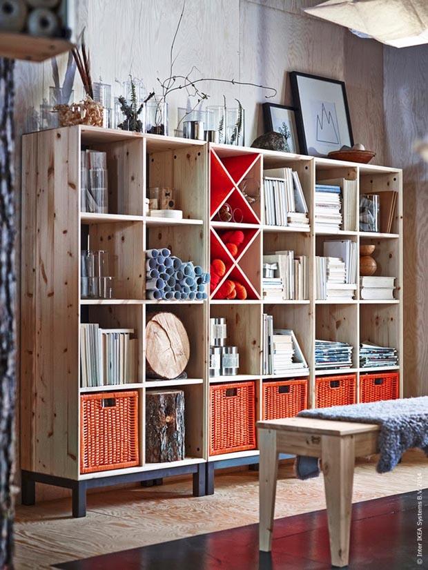 ameublement ik a revient aux basiques esprit cabane idees creatives et ecologiques. Black Bedroom Furniture Sets. Home Design Ideas