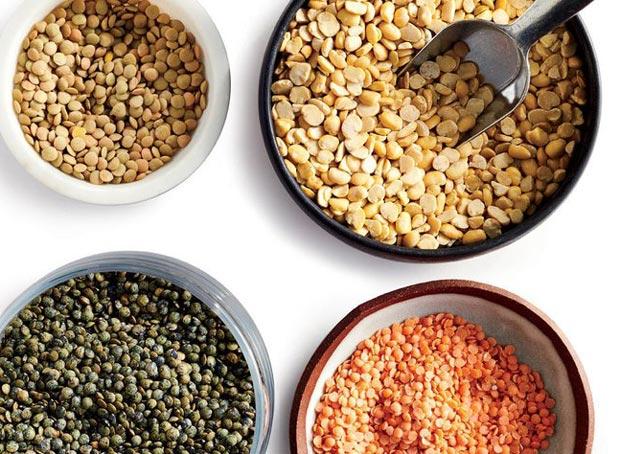 proteines vegetales lentilles