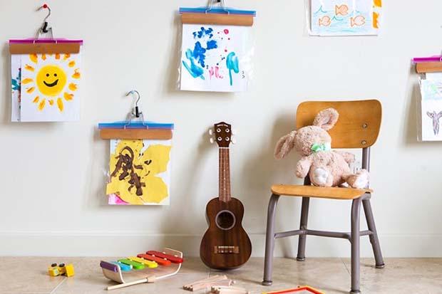cintres dessin enfant