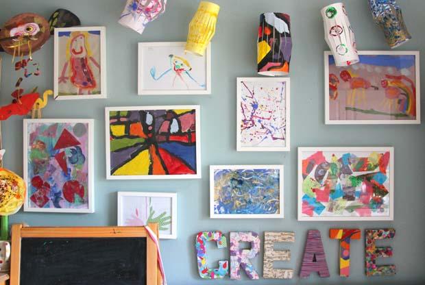 galerie art dessin enfants