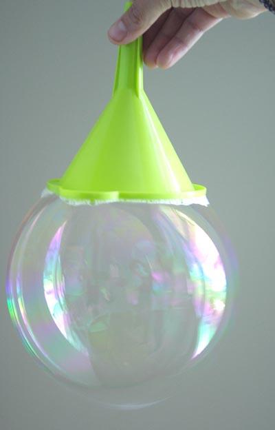 savon a bulles