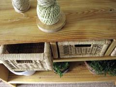 meuble planches chantier haut