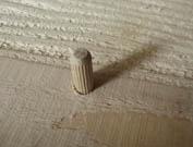 meuble planches chantier tourillon