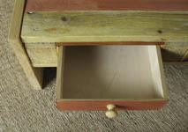 table basse palette tiroirbis