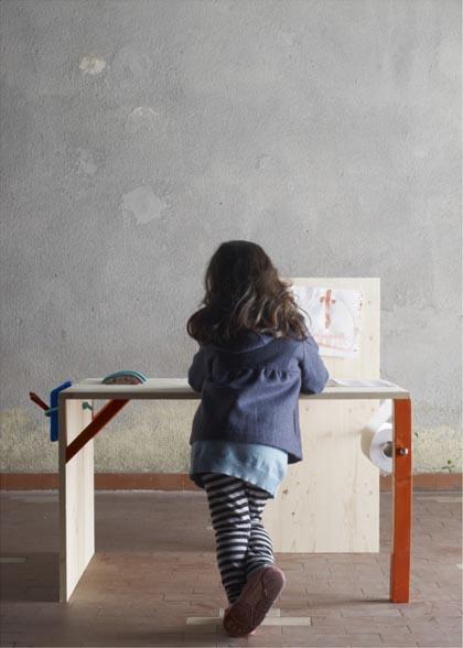 3 id es de bureau fabriquer soi m me esprit cabane idees creatives et eco - Fabriquer son bureau sur mesure ...
