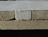 table palette mortier sec