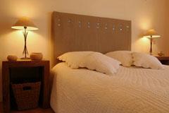 t te de lit esprit cabane idees creatives et ecologiques. Black Bedroom Furniture Sets. Home Design Ideas