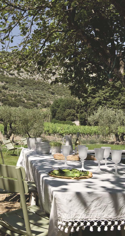 table provencal