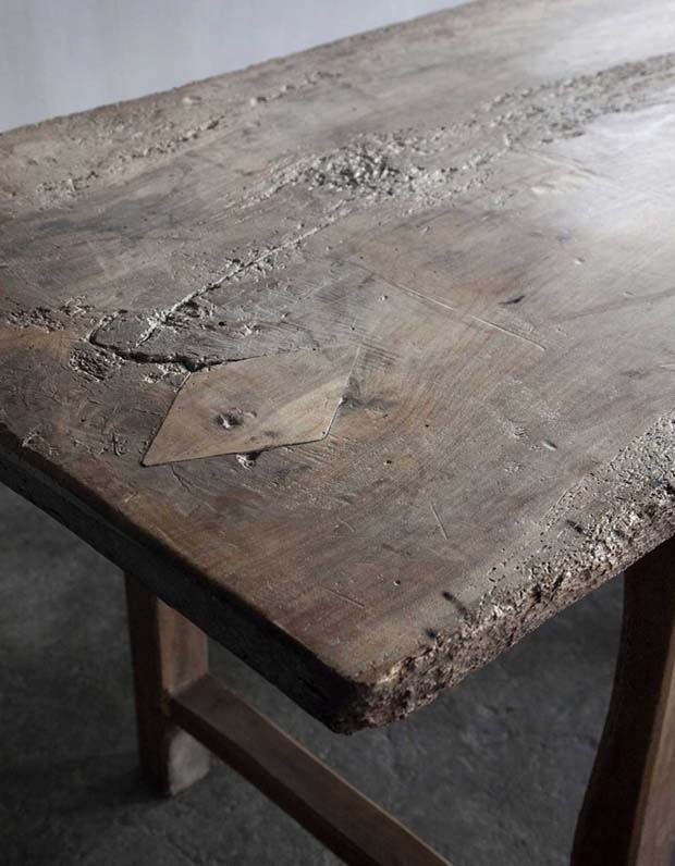 WABI SABI table