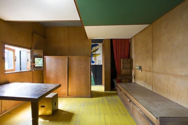 Cabanon Le Corbusier
