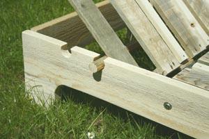 Chaise longue fabriquer au travail mygardensecret - Chaise longue en palette bois ...