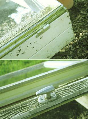 Fabriquer une serre semis avec des fen tres de r cup for Mesurer une fenetre