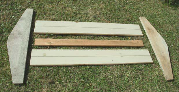 Fabriquer une serre semis avec des fen tres de r cup - Faire une serre maison ...